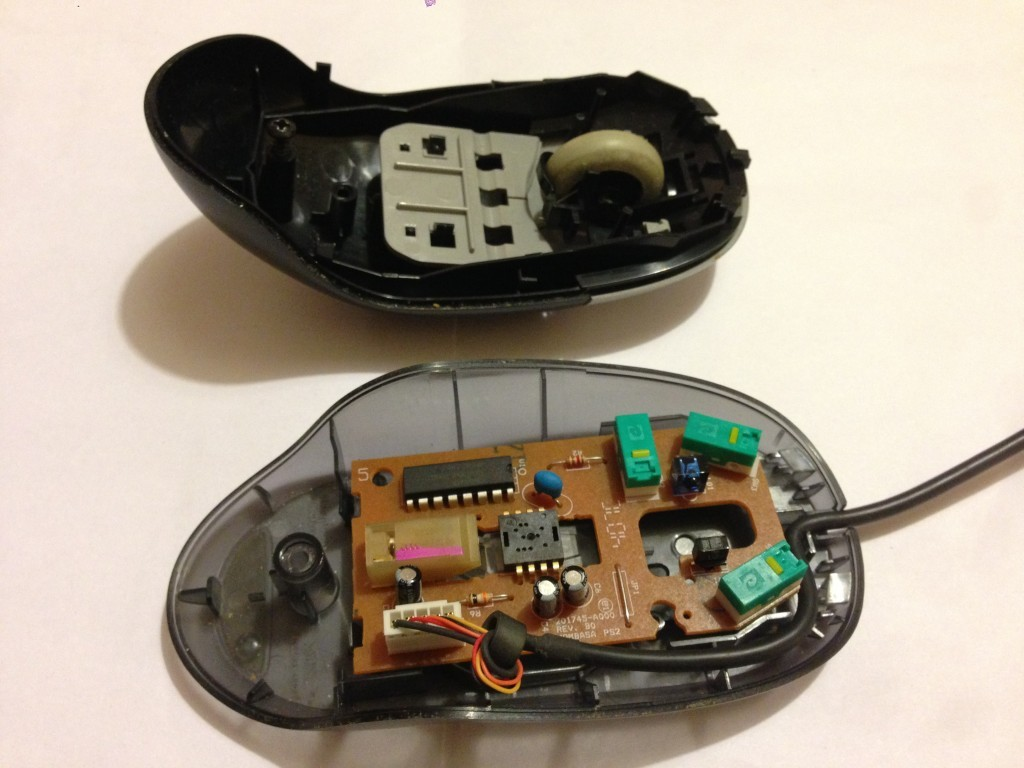 PS2 Mouse original