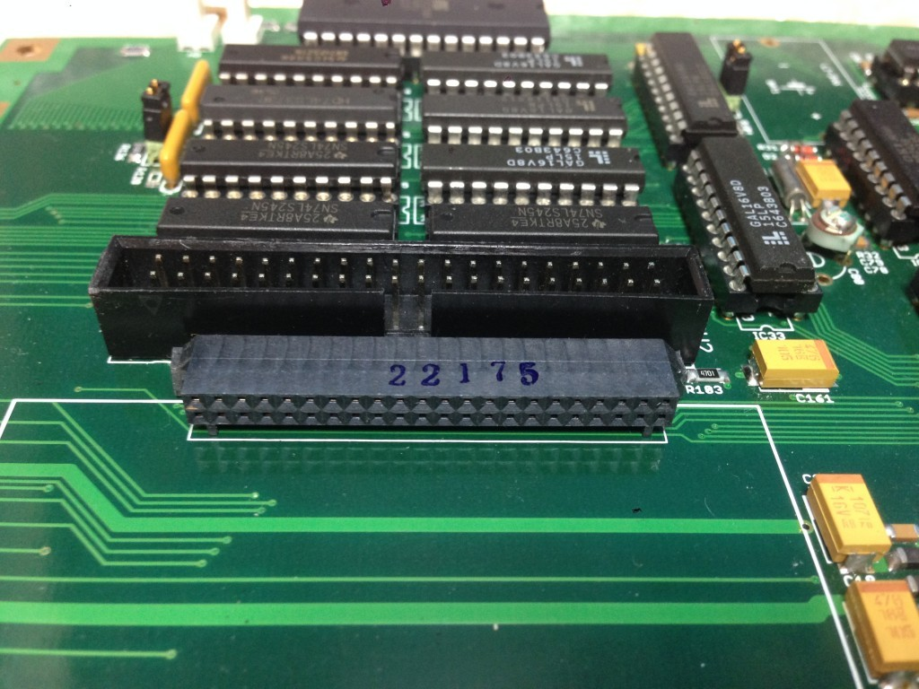 GBA1000 44ide connector