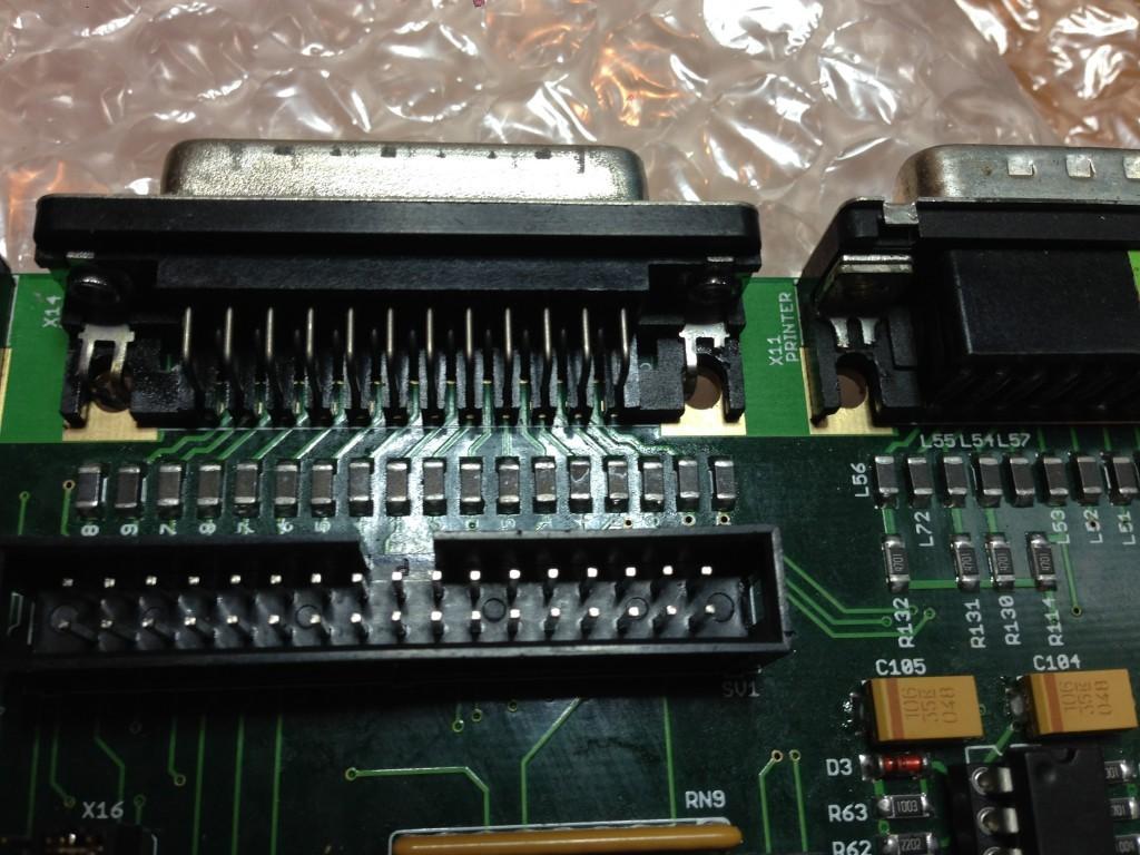 GBA1000 D plug pins 2