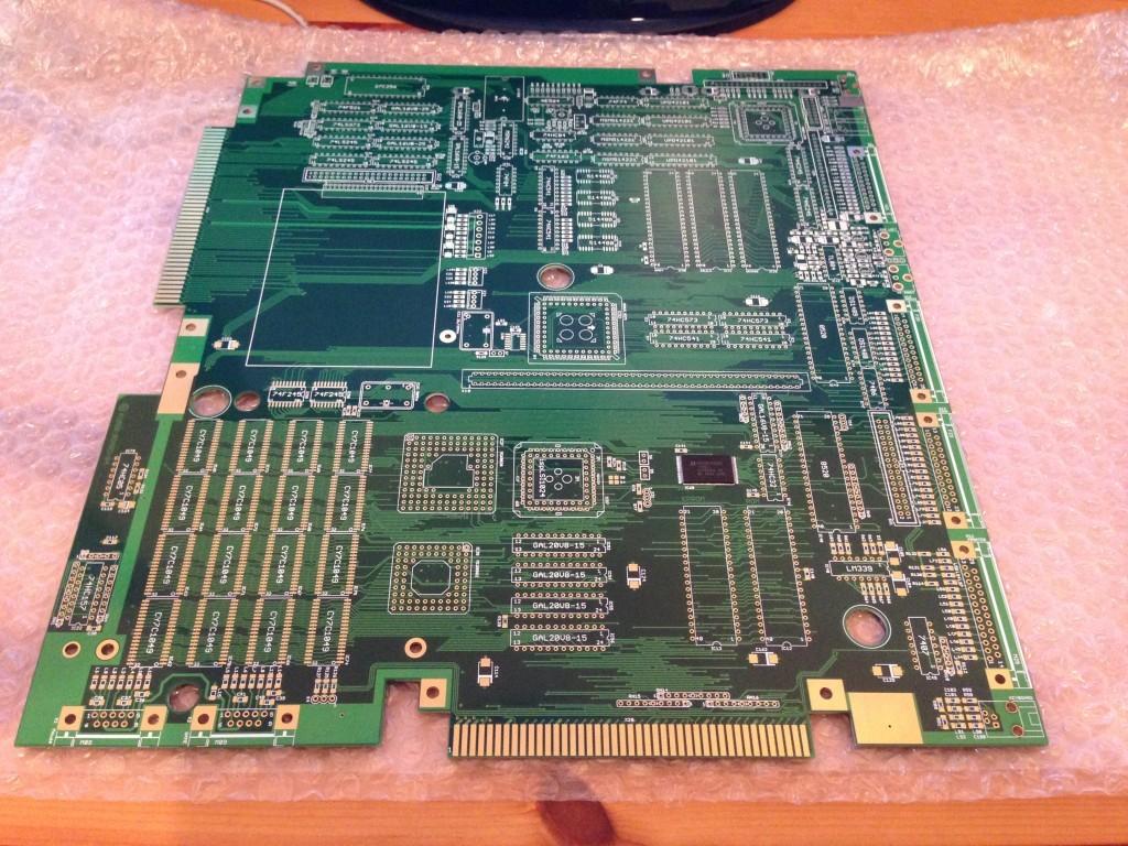 GBA1000 Bare Board